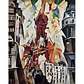 CUBISME 1911_Champs de Mars_Delaunay R.