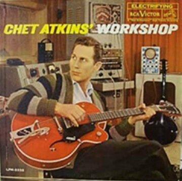Disque Chet Atkins