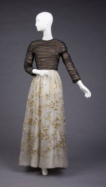 Ensemble, Cristobal Balenciaga, 1953