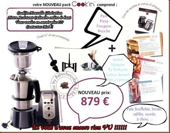 pack news cook'in