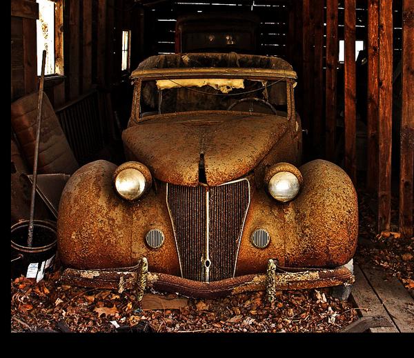 vieille voiture 1