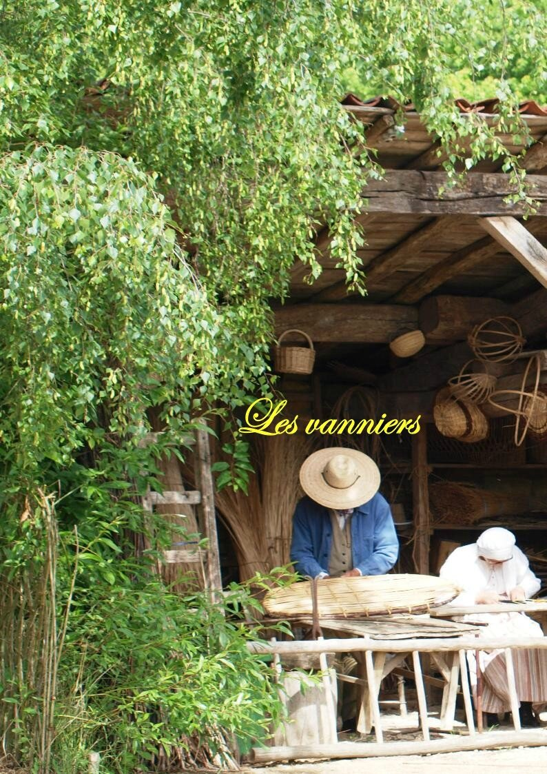 Le village des Vieux Métiers à Azannes 2