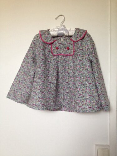 Blouse Oslo {destockage #12}