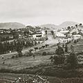 Centre ville d'Ongola en 1947