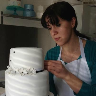 atelier nina couto Wedding cake