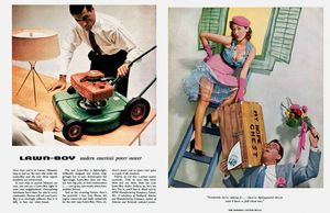 mid century ads dbl