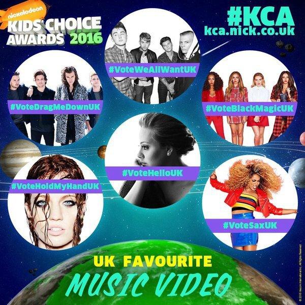 Crédits photo : Kids Choice Awards