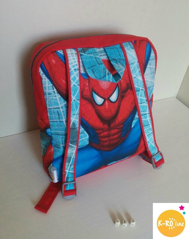 Sac à dos spiderman 1 bis