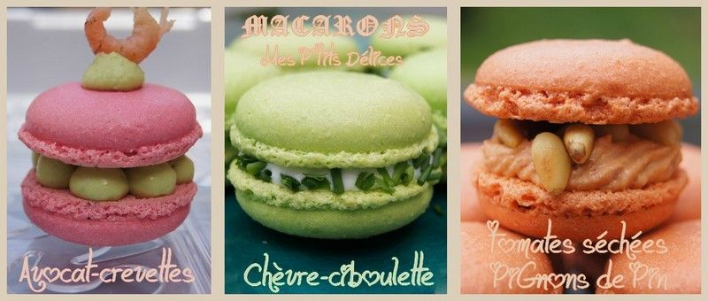 Macarons fracheur d't1