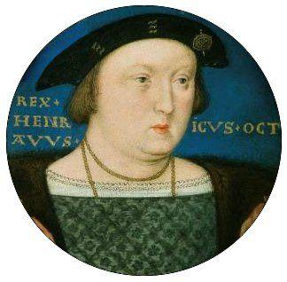 Portrait d'Henri VIII