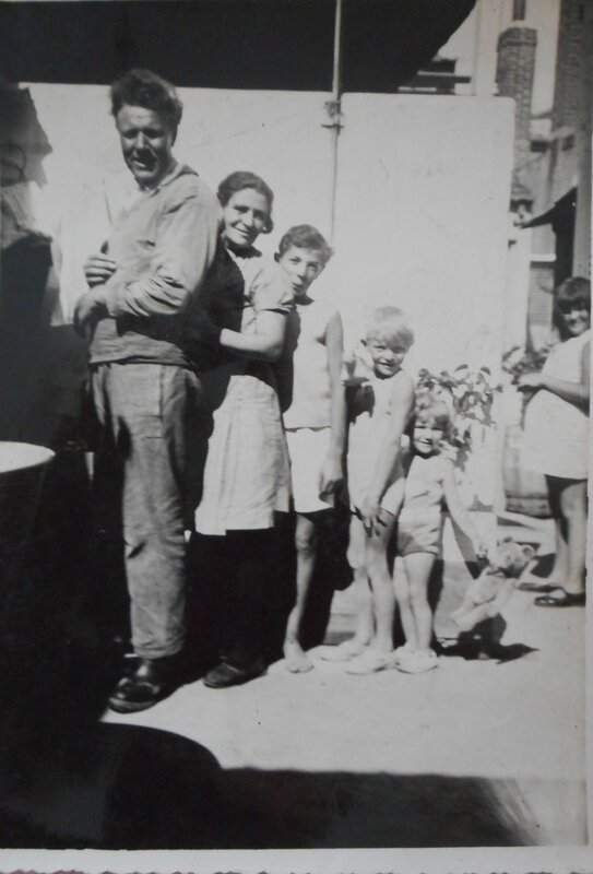 1933 Famille Clavery_Recto