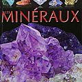 Minéraux et pierres précieuses + diy géodes