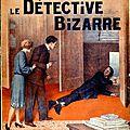 Le détective bizarre