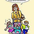 Le stress de la mère?