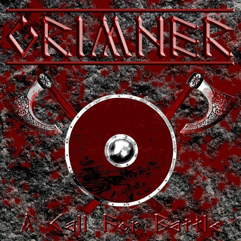 Grimner - 2010 - A Call For Battle 1 Front