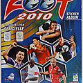 Album ... football panini championnat de france 2010 * album complet *