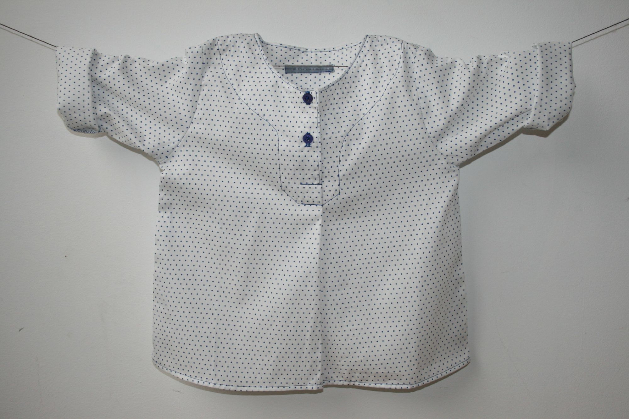 Blouse little boy 13