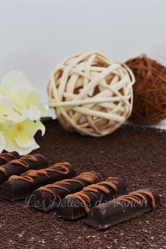 barre chocolatée, conseillère demarle vaucluse