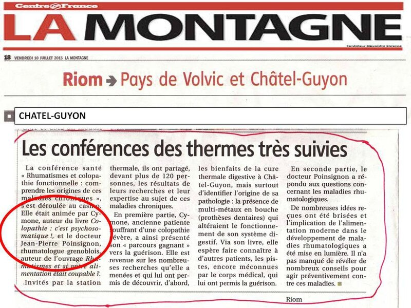 La Montagne ARTICLE
