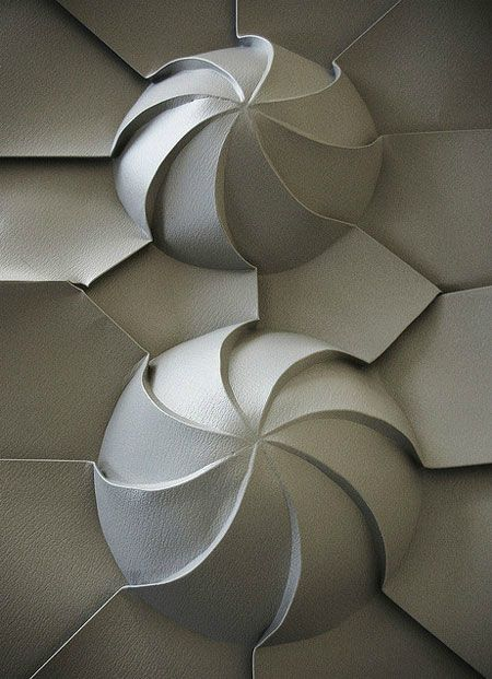 Andrea Russo-Curved Folds