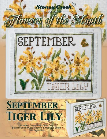 flowers of the month - september