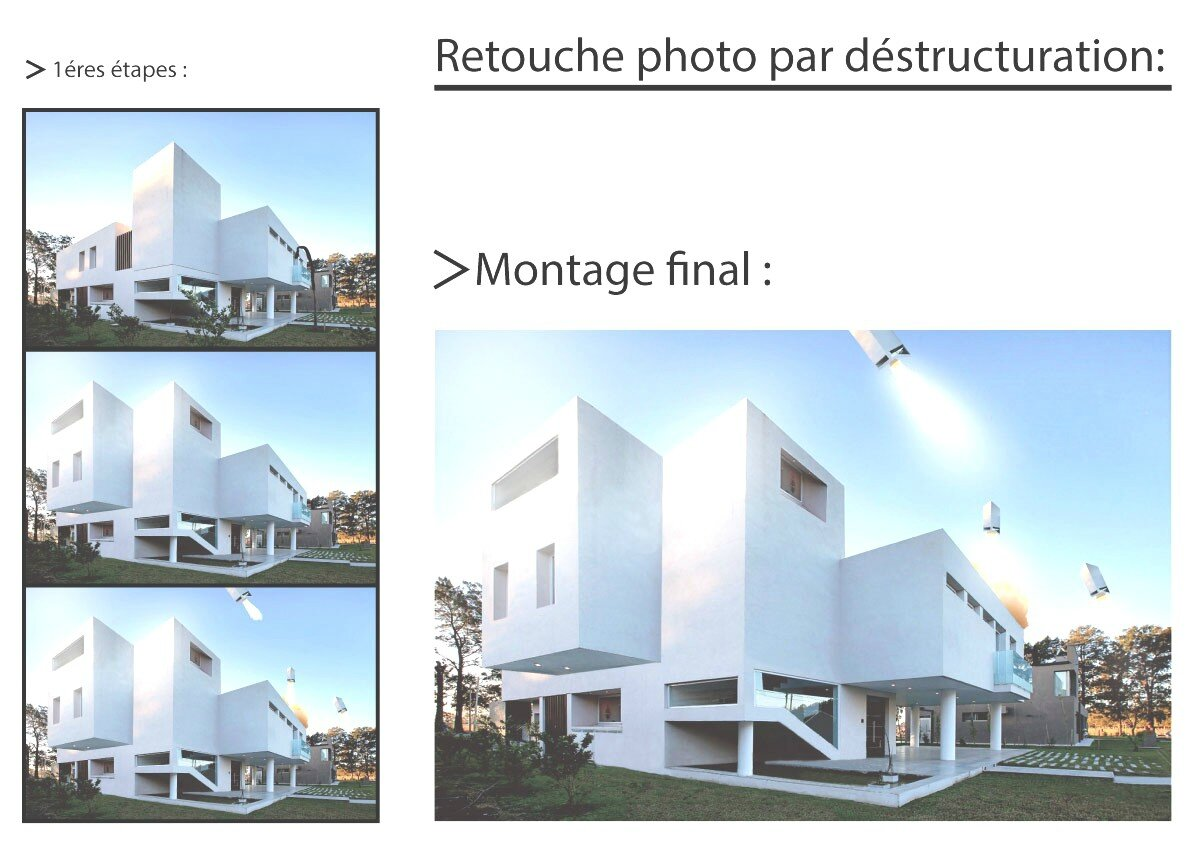 Immeuble montage