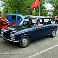 Peugeot 304 break de 1979 (retrorencard aout 2012)