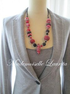collier_rouge_gris_fimo