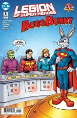legion of super heroes bugs bunny