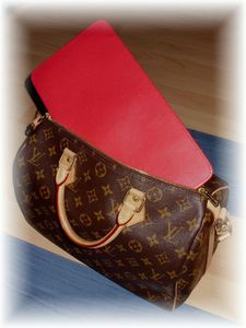 base rigide speedy vuitton