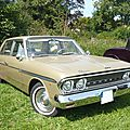 AMC Rambler 660 Classic 4door Sedan 1963 Hambach (1)