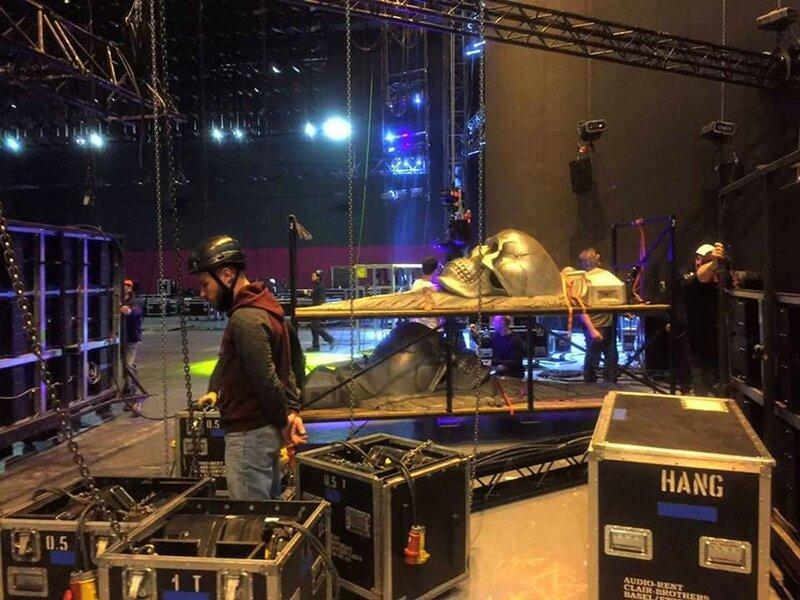 le 10 mars 2016 concert Rester Vivant Tour au Zénith de Toulon (19)