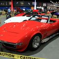 Chevrolet corvette stingray convertible de 1967 (RegioMotoClassica 2010)