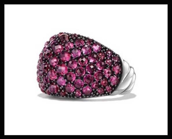 david yurman bague osetra