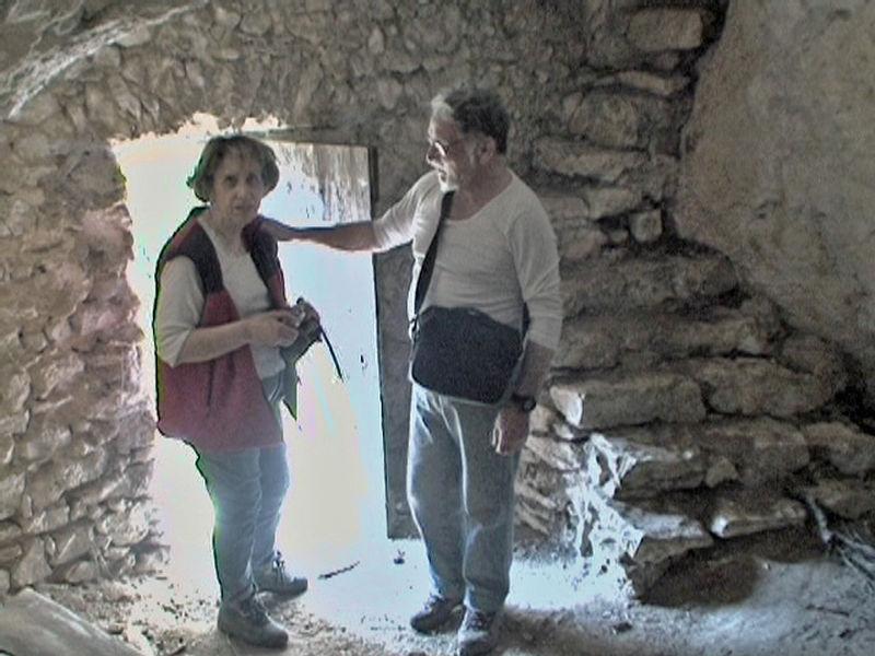 Grotte de la Sainte Baume – 07 Saint-Montan