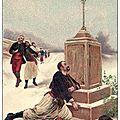 Monge, la dernière étape, 1898