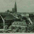 Strasbourg, sur cartes anciennes (1)