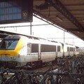 Oostende Station.