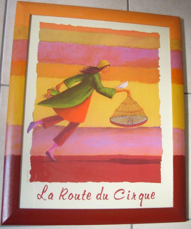 cadre route du cirque