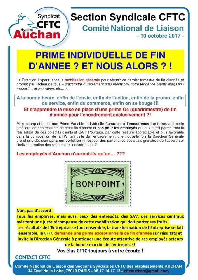 Cftc Auchan France Tous Les Messages Sur Cftc Auchan France Page