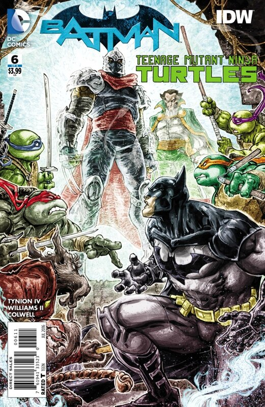 batman teenage mutant ninja turtles 06