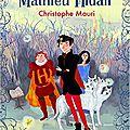 Mathieu hidalf, tome 1, le premier défi de mathieu hidalf, de christophe mauri