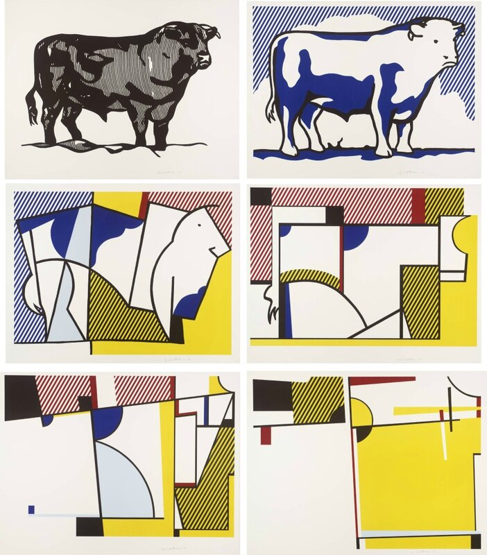 Lichtenstein-BullSeries