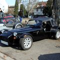 Catherham super seven roadsport SV (Retrorencard mars 2010) 01
