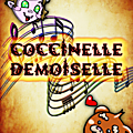 Patate and co 2 : coccinelle demoiselle
