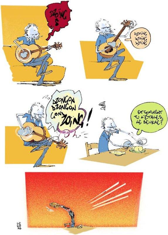 guitare héraut