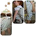 Petite robe pour la prairie