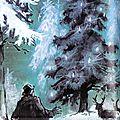 Histoire de l'arbre de noël