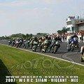 46 motos au départ de l'endurance racing twin