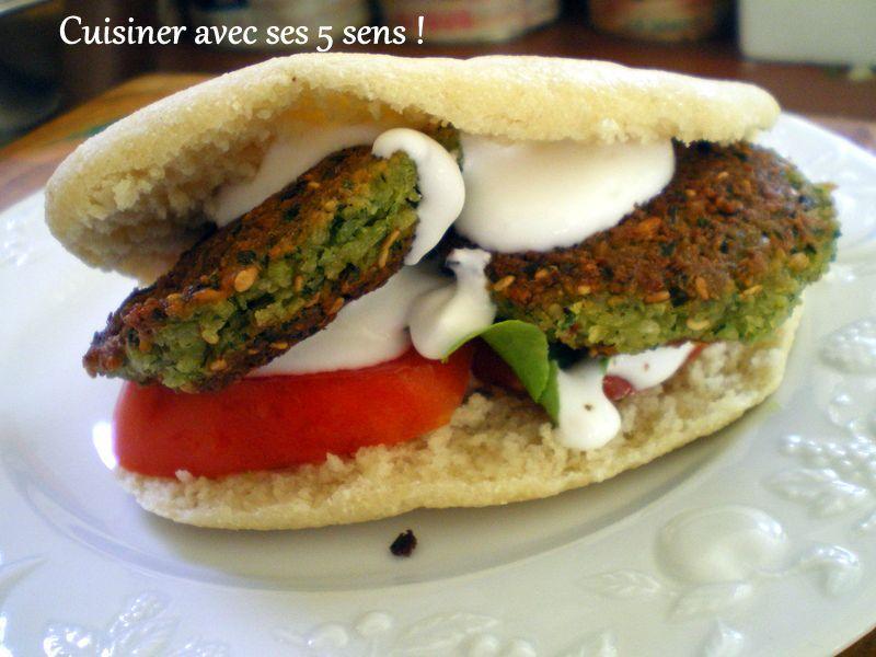 Tameya falafels de f ves l 39 gyptienne cuisiner avec - Cuisiner avec l induction ...
